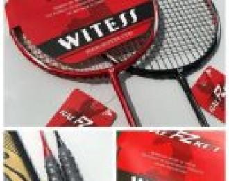 优安的觅8.23团品WITESS正品羽毛球拍